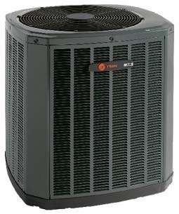 Trane 2 Ton 16 SEER XR16 24000 BTU Single Stage Heat Pump 4TWR6024H1000A