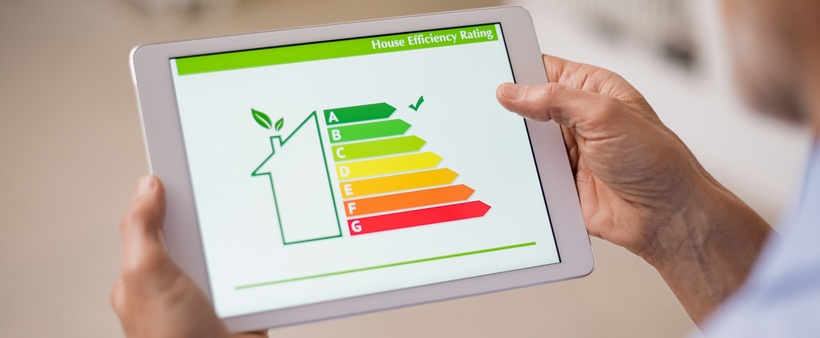 What is a SEER rating and why is it important when buying a new HVAC system?